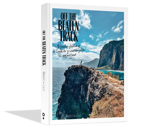 Het boek Off the Beaten Track